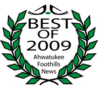Wiggles and Wags Best of 2009 award Ahwatukee foothills news