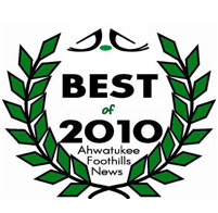 Wiggles and Wags Best of 2010 award Ahwatukee foothills news